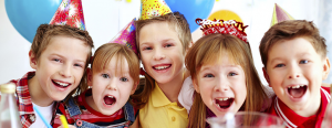 Children's parties with Robinsons of Chelmsford