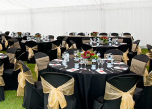 Robinsons Catering Wedding